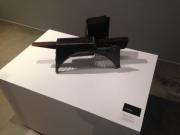 Tirème, SÉRIE FER ET BOIS, 1966, fer soudé et bois, monotype, cette oeuvre sera aussi en vente aux enchères BYDealers le6 novembre prochain à Montréal(valeur estimée : 20 000 à 25 000 $).