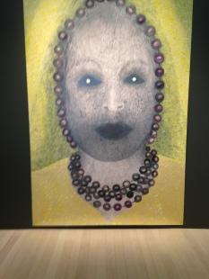 Reina, The Great Invitatio, huile, graphite, crayon de couleur et laque sur papier, 2001-2013.n